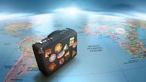 Travel voucher gift