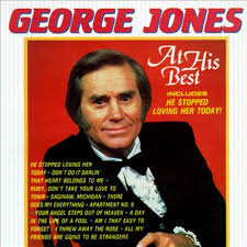 He stopped loving her today by George Jones