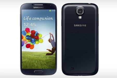 Top Ten Android Smart Phones of 2014 : Samsung Galaxy S4