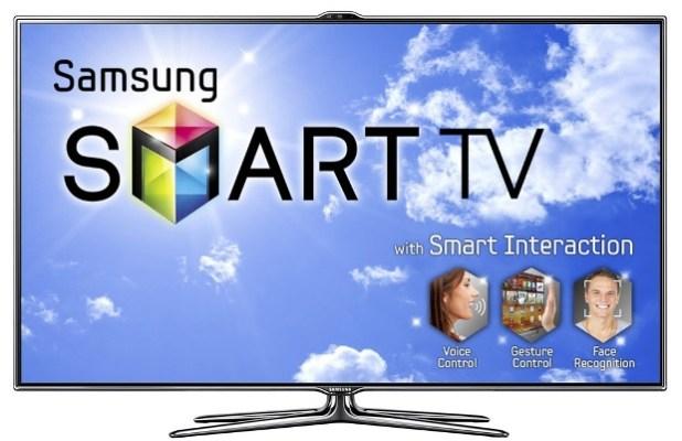 Samsung 7500 LED TV