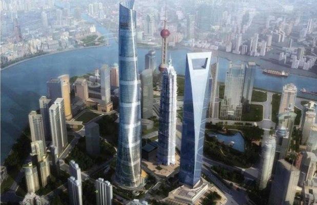 Shanghai Tower (SHANGHAI, CHINA)