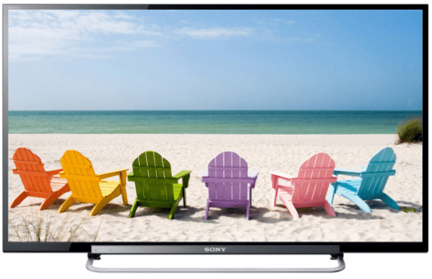 Sony R LED TV