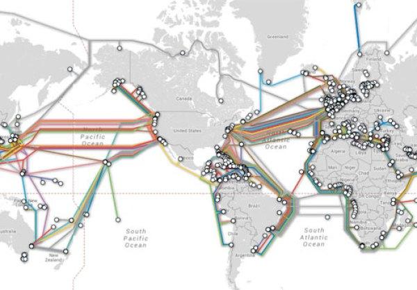 Подводный кабель нажав Стратегия АНБ