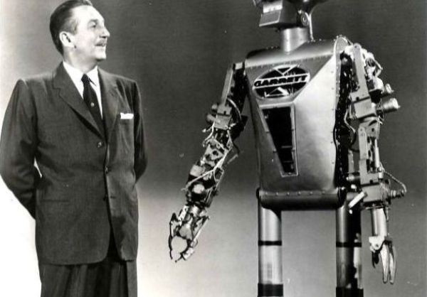 The famous main character of the Walt Disney movie Wall-E was, in fact, named after co-founder Walter Elias Disney