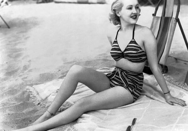 Betty Grable's Legs