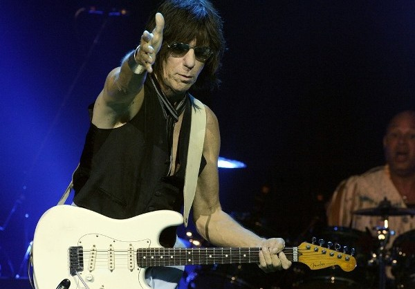 Jeff Beck's Fingers