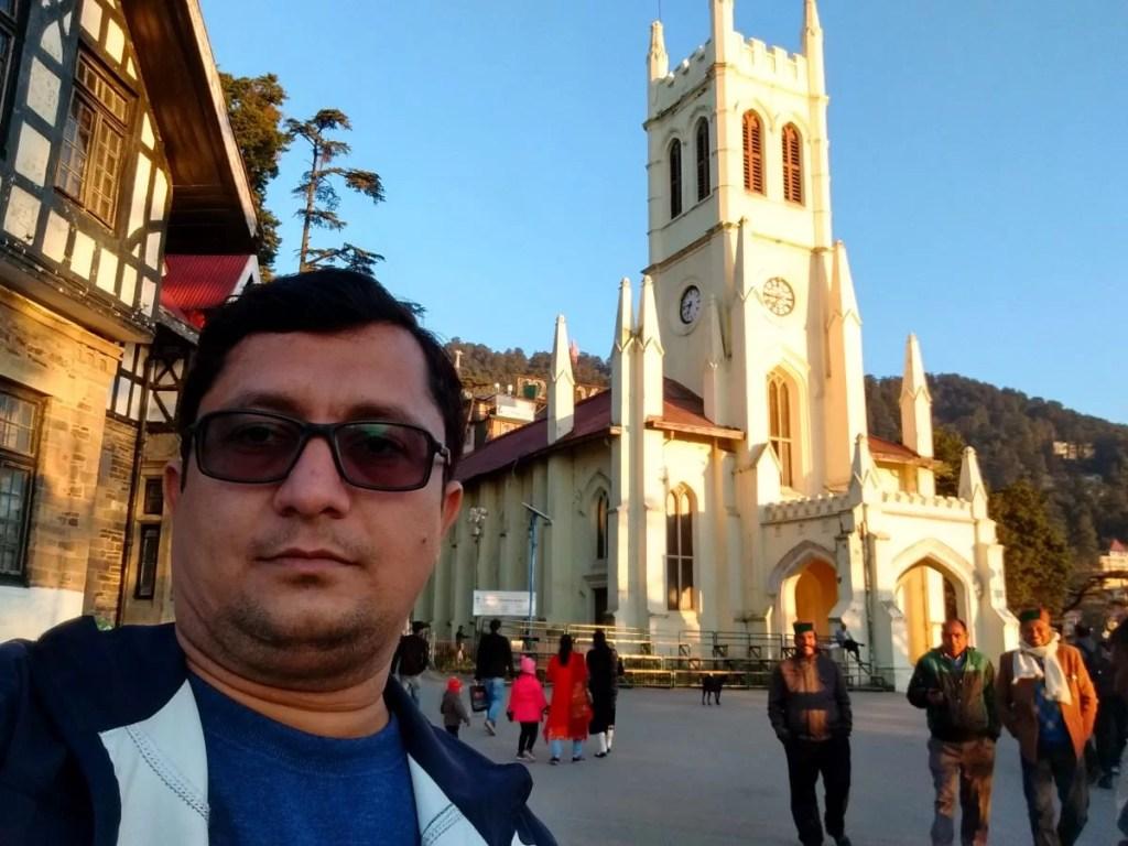 Shimla , Christ Church