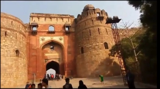 Purana Qila, Old Fort, Delhi, all travel story