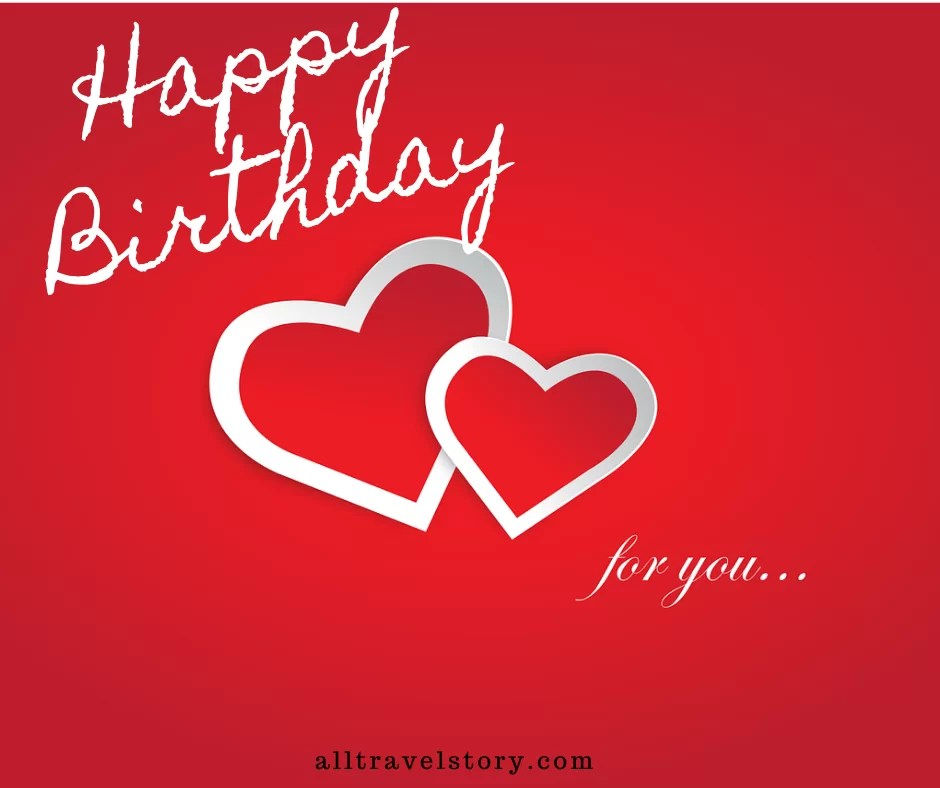 Wish You Happy Birthday With Love Quotes Message