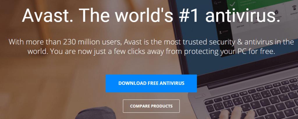 Avast 1 year licence key