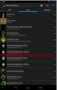 boot animation apk non root