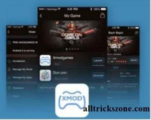 xmod Game top App root