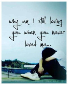 why am i still loving you whatsapp dp