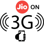 Reliance Jio in 3g
