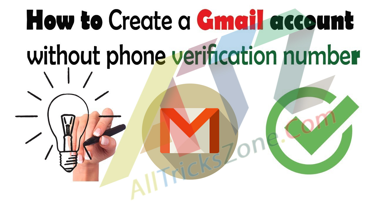 create google account without phone verification