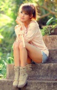 Beautiful Cute Girl DP