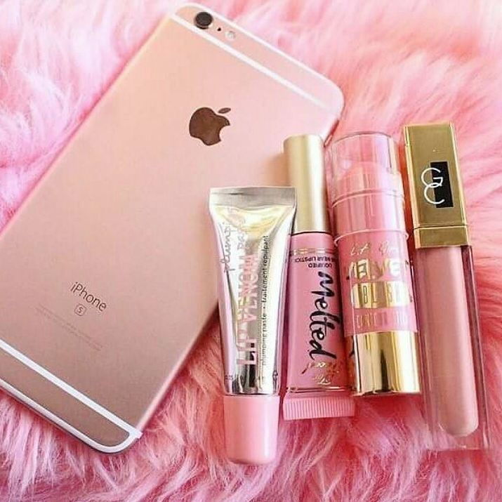 DP for Attitude Girls iPhone Cosmetics