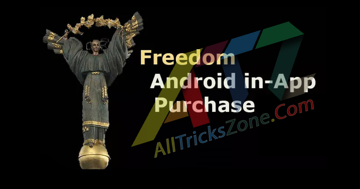 Freedom Apk Features