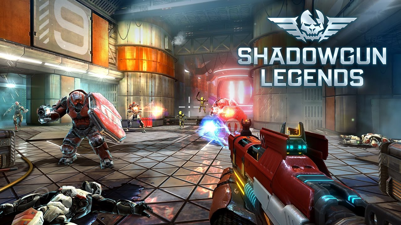 shadowgun legends apple iphone game