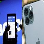 iPhone Camera Bug Facrbook