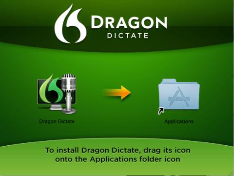 Dragon medical dictation app