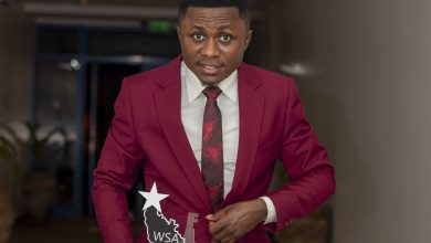 Photo of Asase Da Choiceman Crowned, Best Radio/TV Personality Of The Year At Western Showbiz Awards 2019