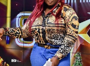Photo of Maame Serwaa Was Paying Me Gh100 When We Were Working – Former Manager