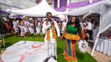 Photo of Exclusive Photos From Comic Actor Clemento Suarez's Wedding