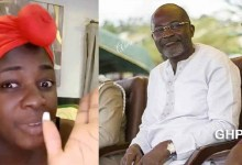 Photo of Daddy, I'm Sorry For Disrespecting You – Tracey Boakye Begs Ken Agyapong