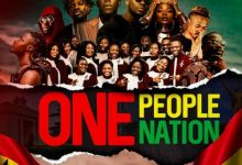 Photo of Stonebwoy ft Gh AllStars – One People One Nation