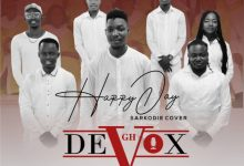 Photo of DeVox – Happy Day (Sarkodie Cover) (Acapella Version)