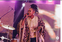 Photo of Cecilia Marfo Snatches Microphone From Joyce Blessing On Stage, And Orders Her To Go Back To Her Husband