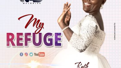 Photo of Ruth Ackaah Gyasi – My Refuge (Prod by Tieku Studios)
