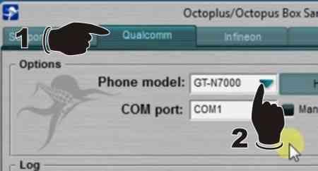 cara memperbaiki IMEI null atau mengganti IMEI Samsung via Octoplus