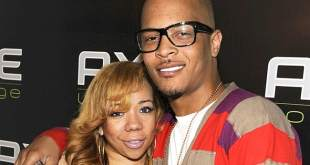 T.I wife