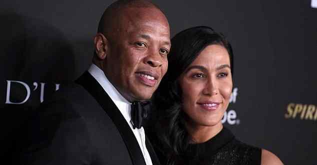 Dr. Dre's Ex-Wife Nicole Young Demands $2 Million Monthly