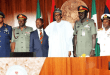 Buhari Relieves Service Chiefs, Makes New Appointments