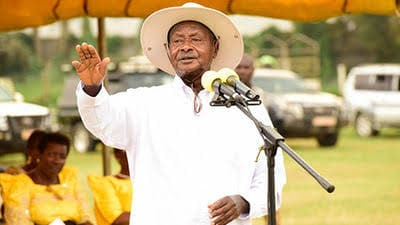 Museveni Reelected as Ugandan President For The Sixth Time