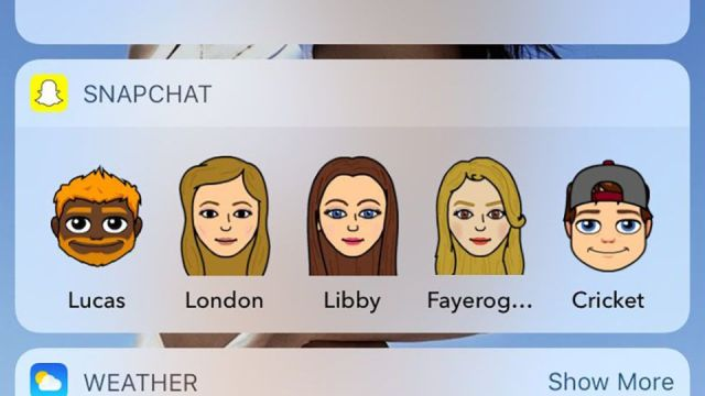 Comment utiliser Snapchat et Bitmoji ensemble ?