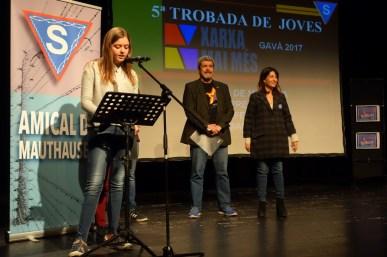 """""""In Memoriam"""", de l'alumna de l'Institut Dr. Lluís Simarro de Xàtiva, Anna Tortosa"""