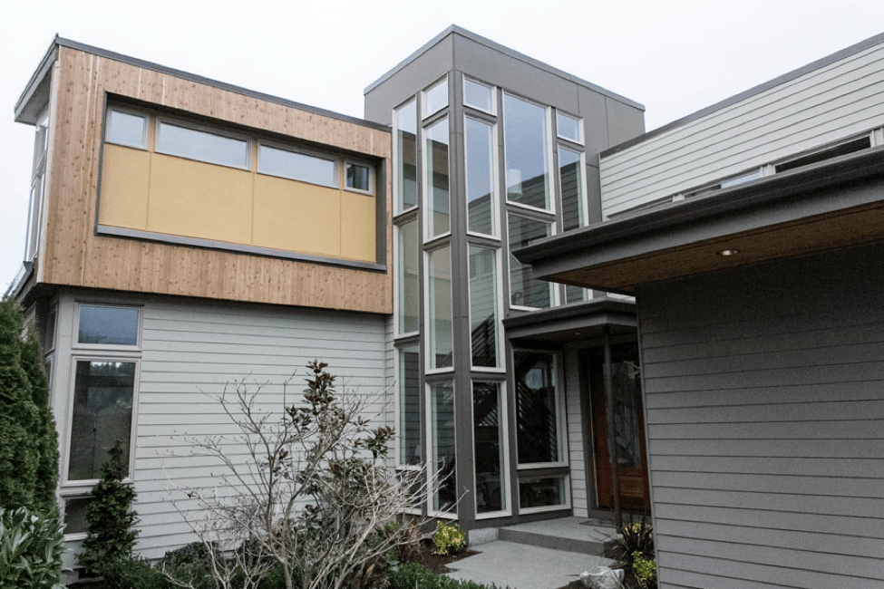 13 Modern Siding Ideas | Allura USA on Modern House Siding  id=68830