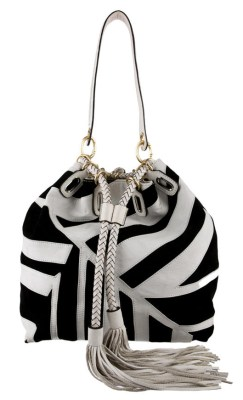 DVF Graphic handbag