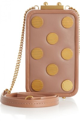 Marc Jacobs mobile phone handbag