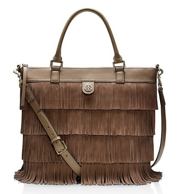 Tory Burch fringe bag