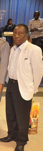 Dr. Clement Iro