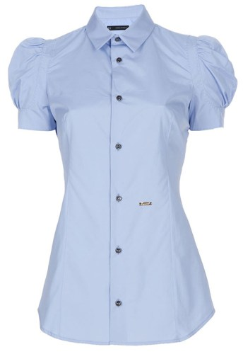 Dsquared puffy shirt