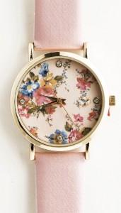 Floaral watch