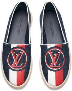 Louis Vuitton espadrilles