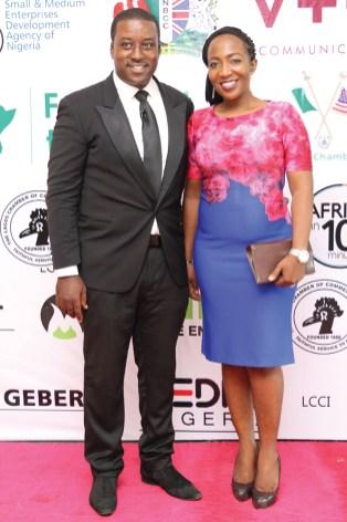 Olisa and Oge Mokelu