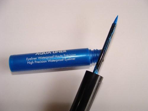 Yems beauty 1a--Royal blue eyeliner
